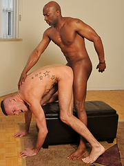 Champ Robinson loves fucking tight pink holes so we set him up with Dick Disco - Gay porn pics at GayStick.com