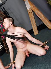 Reece Owns Twink Boy Brad - Gay porn pics at GayStick.com