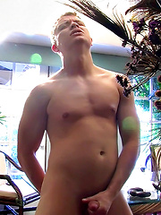 Micah Andrews And His Toys - Gay porn pics at GayStick.com