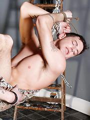 Adam Steals A Cum Load - Gay porn pics at GayStick.com