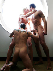 Ty Roderick and Hayden Lourd Tag Levi Karter - Gay porn pics at GayStick.com