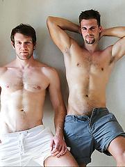 Gabriel Clark, Colby Keller, and JD Phoenix - Gay porn pics at GayStick.com