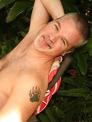 Rakish, cool, heartbreakingly fuckable Alex - Gay porn pics at GayStick.com