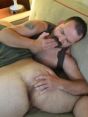 Rob and James are a Daddy and son pair who share a really deep bond - Gay porn pics at GayStick.com