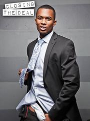 TRENT DAVIS SERVICES SEAN XAVIER BLACK COCK