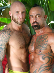 Bo Bangor and Drake Jaden - Gay porn pics at GayStick.com