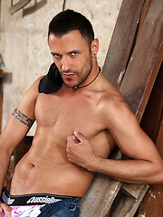 Juan spread his cheeks for Kameron milk bottle of a dick - Gay porn pics at Gaystick