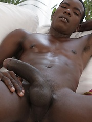 Cute White Lad Gets Skewered By Horny Dominican's Big Black Fuck-Rod! - Gay porn pics at GayStick.com