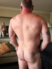 Dwaine Anthony is one hot biker bear with a nice tight meaty ass that is ready for some bear meat - Gay porn pics at GayStick.com