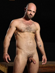 Bad-boy cub Rogue Status has a hot muscular body and tight round ass - Gay porn pics at GayStick.com