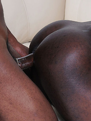 Lil Jodi is new but he knows that Dark Thunder is sexy and powerful already - Gay porn pics at GayStick.com