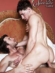 Woody Fox Makes Love to Kayden Gray - Gay porn pics at GayStick.com