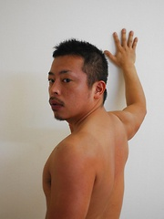 Ko works to arouse his partner; his moans grow, as does his dick, as does ours - Gay porn pics at GayStick.com
