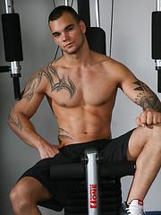 Marco Rubi, Ivo Kerk, Adam Rupert. - Gay porn pics at GayStick.com