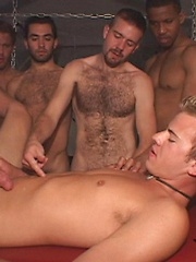 Daddies Sperm Overload - Gay porn pics at GayStick.com