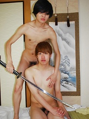 Skinny asian boys sucking & fucking - Gay porn pics at GayStick.com