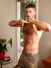 Abele fucked Jimmy doggie style - Gay porn pics at GayStick.com