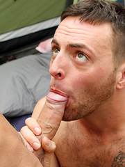 Campers Cock Sucking Orgy - Gay porn pics at GayStick.com