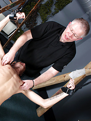 Massaged And Wanked Dry