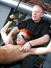 Massaged And Wanked Dry - Gay porn pics at GayStick.com