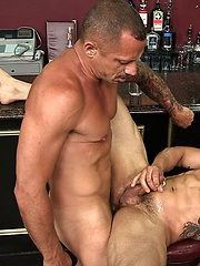 Kyle Savage Barebacks Mikoha Kan - Gay porn pics at GayStick.com