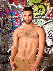 Lowdown Dirty delivers hung studs and hot bottoms on a graffiti-covered sexual playground