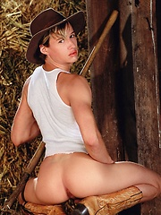 Village boy shows off his figure - Gay porn pics at GayStick.com