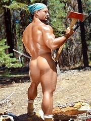 Carl Hardwick solo studio - Gay porn pics at GayStick.com