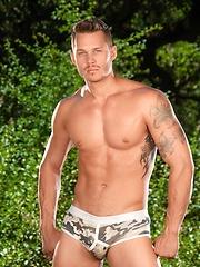 Muscled gay pornstar Tate Ryder - Gay porn pics at GayStick.com