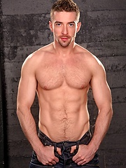 Gay superstar Scott Hunter solo pics - Gay porn pics at GayStick.com