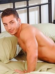 Sexy gay pornstar Marc Dylan - Gay porn pics at GayStick.com