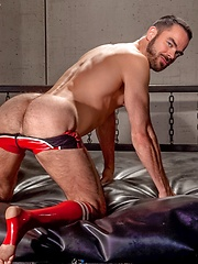 Dolan Wolf together in nature - Gay porn pics at GayStick.com