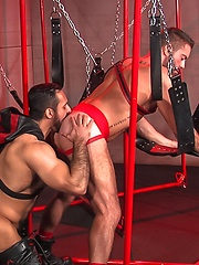 Two hottest gay pornstars Adam and Jake - Gay porn pics at GayStick.com