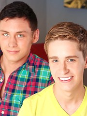 Twinks Stephen Charles And Brent Brandt Are Hot Lovers - Gay porn pics at GayStick.com