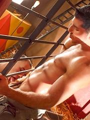 Genesis Luna, Leo Domenico, Dale Cooper and James Jamesson - Gay porn pics at GayStick.com
