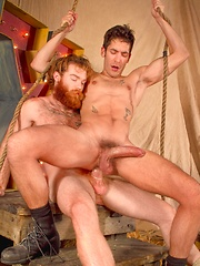 Dale Cooper and James Jamesson fucking - Gay porn pics at GayStick.com