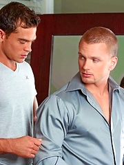 Muscular friends fucking - Gay porn pics at GayStick.com