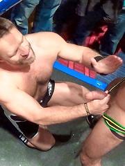 Dirk Caber vs Alessio Romero - Gay porn pics at GayStick.com