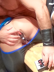 Dirk Caber and JR Bronson - Gay porn pics at GayStick.com