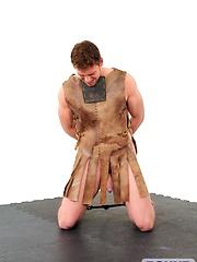 Connor Maguire bondage scene - Gay porn pics at GayStick.com