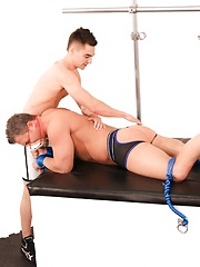 Brenden Cage and Johnny Torque - Gay porn pics at GayStick.com