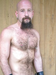 Snake Stone is a really unique specimen - Gay porn pics at GayStick.com