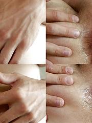 Enzo Mark shows his big dick - Gay porn pics at GayStick.com