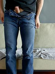 Josh Preston solo masturbation - Gay porn pics at GayStick.com