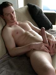 Big cock masturbation from Jackson Price - Gay porn pics at GayStick.com