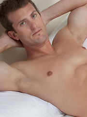 Latin hottie, Rick Romo, bottoms for the dreamy white boy, Nick - Gay porn pics at GayStick.com