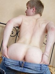 Derek is 24 years old and an insatiable bottom boy who just loves to get fucked - Gay porn pics at GayStick.com