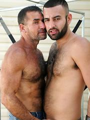 David Camacho is back by popular demand - Gay porn pics at Gaystick
