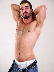 One of our favourite new boys Jake Bolton has been brave enough and horny enough to take on Harley Everett - Gay porn pics at GayStick.com