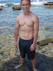 Redhead guy Colt from West Coast - Gay porn pics at GayStick.com